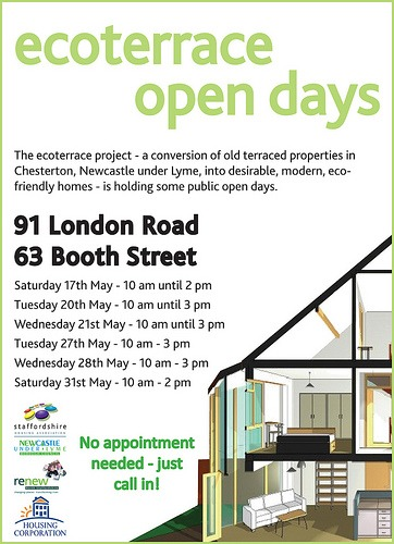 ecoterrace open days