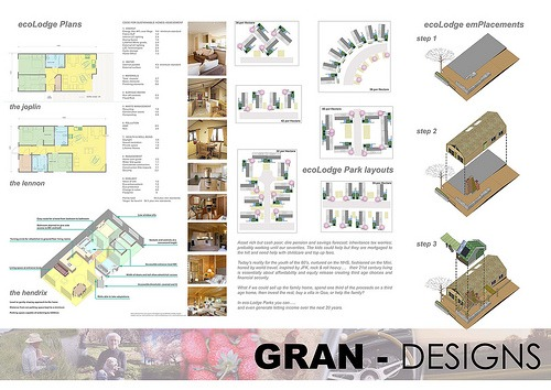 British Homes Awards – Gran Designs