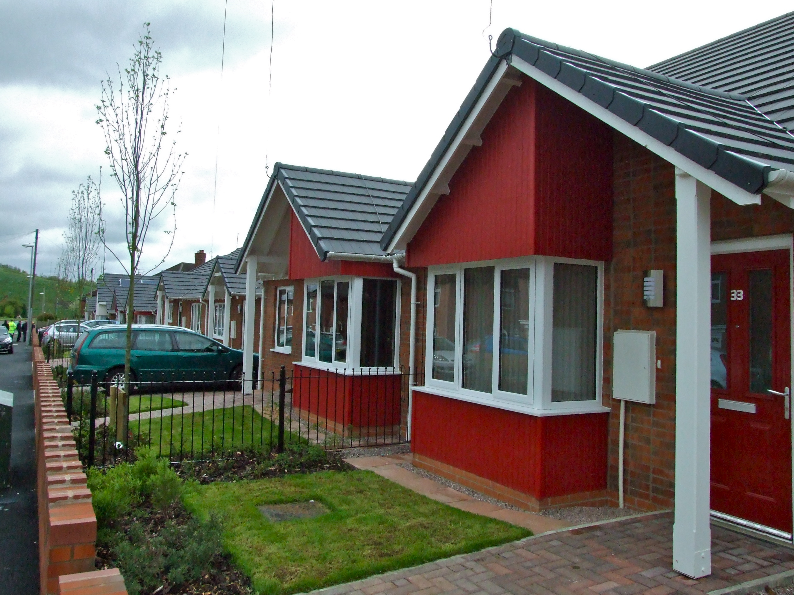 New Homes at Warren Road, Stoke-on-Trent