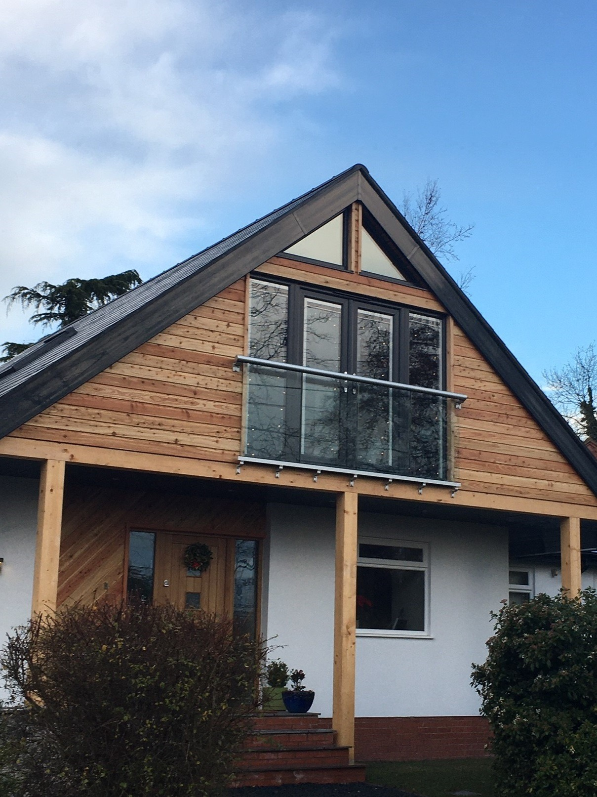Cedar Cobb – home extension